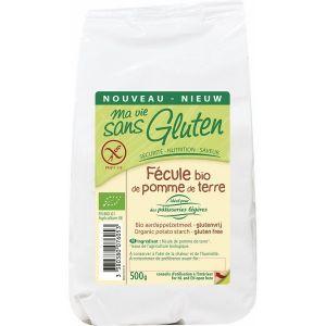 Ma vie sans gluten Fécule Bio de pomme de terre (500g)