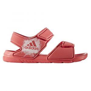 Adidas Sandales enfant ALTASWIM C rose - Taille 28,30,31,32,33,34