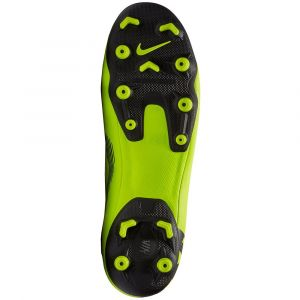 Nike Chaussures de foot enfant SUPERFLY 6 ACADEMY FG/MG SCARPE FLUO jaune - Taille 39,40,41,42,43,44,45,40 1/2,42 1/2,44 1/2
