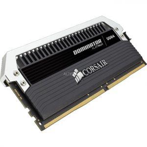 Corsair CMD32GX4M2B3000C15 - Barrette mémoire Dominator Platinum 32 Go (2x 16 Go) DDR4 3000 MHz CL15