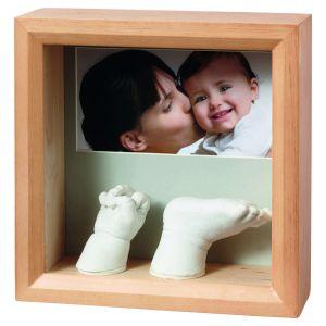 Baby Art My Baby Sculpture - Cadre empreintes 3D