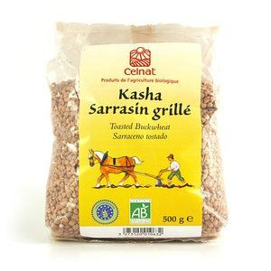Celnat Kasha sarrasin grillé bio - 500 g