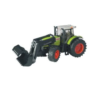 Bruder Toys 3011 - Tracteur Claas Atles 936 RZ avec chargeur frontal