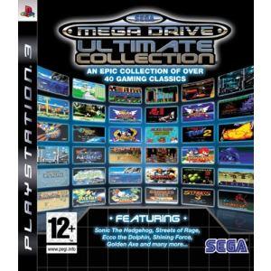 Sega Mega Drive Ultimate Collection [PS3]