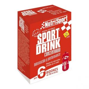 Nutrisport Isotonique Sportdrink Concentrated 6 Units