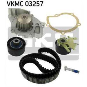 SKF Kit de distribution avec pompe à eau VKMC03257