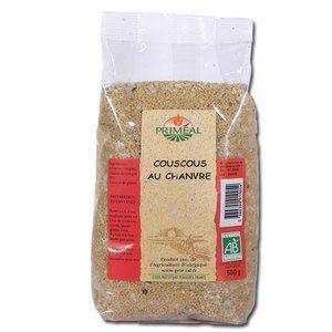 Priméal Couscous au Chanvre 500 g
