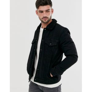 Only & Sons Veste Only Sons ONSLOUIS Noir - Taille S,M,L,XL