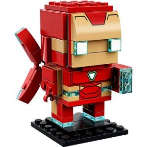 Lego Brick Headz 41604 - Iron Man MK50