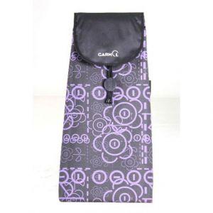 Garmol Sac pour poussette de marché 51l violet/noir bbp218lv c 677