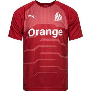 Puma T-shirt Maillot gardien OM replica 2018/19 rouge - Taille EU S,EU M