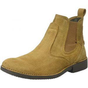 El Naturalista Boots 2NG242ZL0005 Marron - Taille 41,42,43,44,45,46