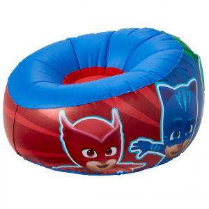 Fauteuil gonflable pour enfants - Assise velours