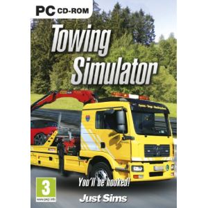 Towing Simulator (Simulateur de Fourriere) [PC]