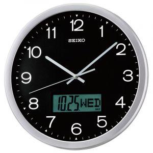 Image de Seiko QXL007S - Horloge - Analogique et digitale