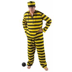 Ptit Clown Déguisement prisonnier Dalton