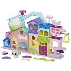 Hasbro Littlest Petshop L'appartement