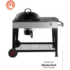 Weber Party Grill - Barbecue à charbon 57 cm