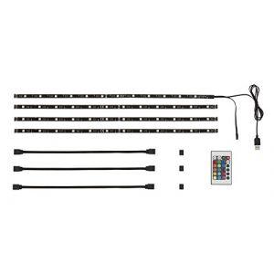 Briloner leuchten Briloner LED-Streifen-Komplettset avec USB-Anschluss 200 cm 2353-024