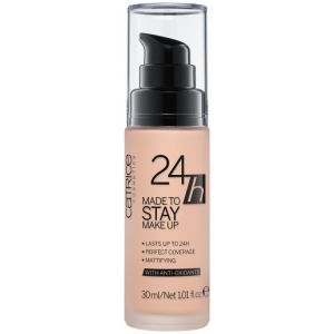 Catrice 24h Made to stay makeup 010 Nude Beige