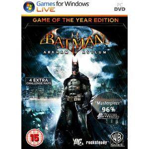 Batman : Arkham Asylum [PC]