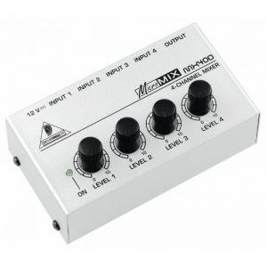 Behringer MX400 - Consoles de mixage