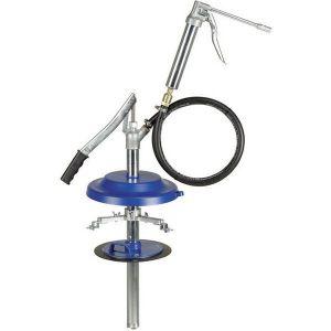 Pressol Distributeur manuel de graisse, Pour seau d'environ : 10 kg, Pour seau de &Oslash intérieur 210-240 mm, Pour seau de hauteur maximum 380 mm