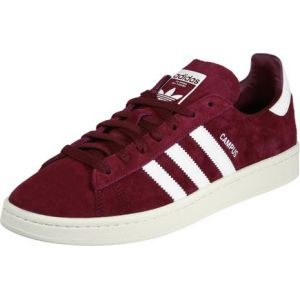 Adidas Chaussures CAMPUS rouge - Taille 36,38,40,42,44,46,36 2/3,37 1/3,38 2/3,39 1/3,40 2/3,41 1/3,42 2/3,43 1/3,44 2/3,45 1/3,46 2/3,47 1/