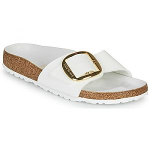 Birkenstock Mules MADRID BIG BUCKLE - Couleur 36,37,38,40,41 - Taille Blanc