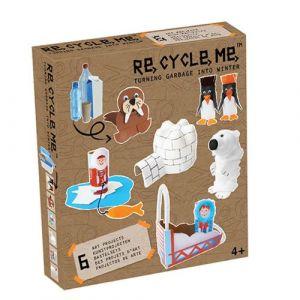 Neotilus Kit créatif ReCycleMe : La banquise