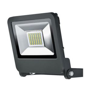 Osram Projecteur LED ENDURA FLOOD 30W - Détecteur - Non, Finition - Noir