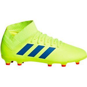 Adidas Nemeziz 18.3 FG J, Chaussures de Football Mixte Enfant, Multicolore