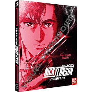 Nicky Larson Private Eyes, Le Film [Blu-Ray]