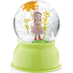 Veilleuse neigeuse Petite fille