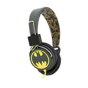 OTL Technologies Casque audio Batman Schwarz