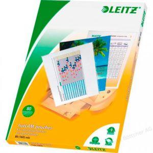 Leitz Esselte Pochette à plastifier pour documents A4 160 microns Transparent Lot de 100 (Import Royaume Uni)