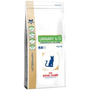 Royal Canin Veterinary Diet Chat Urinary S/O Moderate Calorie UMC 34 - Sac 400 g