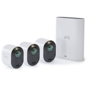 Arlo Ultra Pack 3 Smart Caméra
