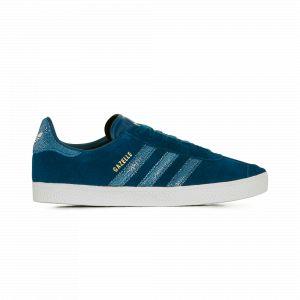 Adidas Chaussures enfant Baskets Junior GAZELLE (GS) bleu - Taille 36,38,35 1/3,36 2/3,37 1/3,38 2/3