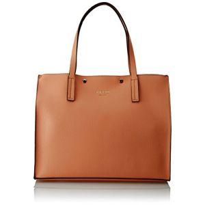 Guess Bags Hobo, Sacs portés épaule femme, Marron (Cognac), 17.5x31x35 cm (W x H L)