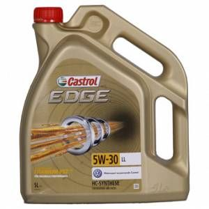 Castrol EDGE Titanium FST 5W-30 LL 5 Litres Jerrycans