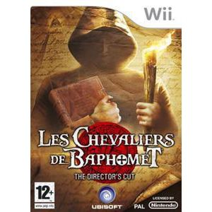 Les Chevaliers de Baphomet : The Director's Cut [Wii]