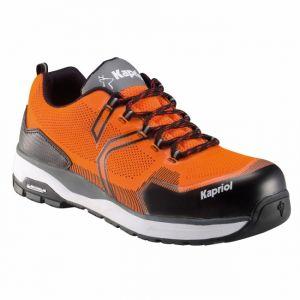 Kapriol Chaussures de sécurité basses k-le mans orange s1-p, hro, src