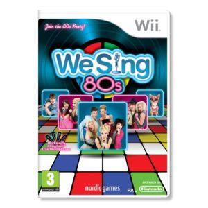 We Sing 80s [Wii]