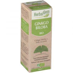 Image de Herbalgem Ginkgo Biloba 50 ml