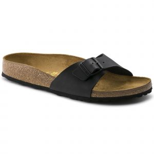 Birkenstock Madrid - Mules - Mixte Adulte - Noir (black)- 36 EU