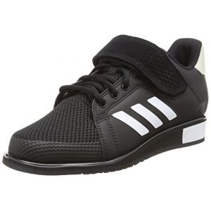 new arrival 845d2 8c560 Adidas Power Perfect III, Chaussures de Gymnastique Homme, Noir (Core  BlackFTWR