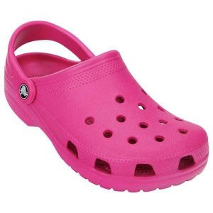 Crocs Classic, Sabots Mixte Adulte, Rose