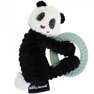 Les Déglingos Anneau de dentition rototos le panda