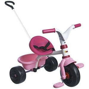 Smoby 444232 - Tricycle Be Fun fille